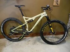 "2017 Salsa Deadwood Mountain Bike sz Large, Carbon 29""+, SRAM Eagle RockShox"