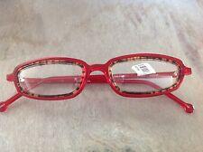 "Authentic L.A. EYEWORKS One Pair ""FIDDLE"" Eyeglasses Eyewear FRAMES"