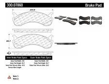 Brake Pad Set  Centric Parts  300.07860