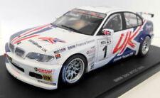 Voitures de courses miniatures AUTOart 1:18 BMW