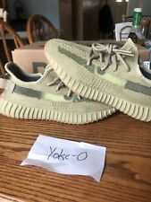 Adidas YEEZY Boost 350 V2 - Sulfur - Size 9 - DS
