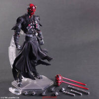 "Play Arts Kai Square Enix Star Wars Darth Maul VARIANT 10"" PVC Figure Collection"