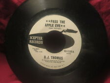 """B.J. Thomas""""Pass The Appple Eve/Fairy Tale Of Time""""/45"""
