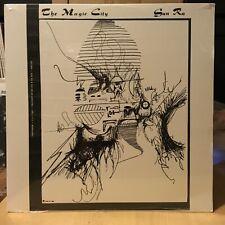 "SUN RA and his Solar Arkestra ""The Magic City"" LP NEW / SEALED"