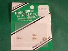 """Precision Scale Co. O/S/HO #48135 Clevis, .l00"""" long x .065"""" thick"""