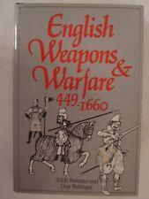 English Weapons and Warfare 449-1660