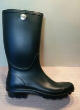 Ugg Australia Shelby Matte Rain Boots Rubber  Olive Green 1098249 Womens sz 11