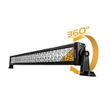 """24"""" 120W LED Barre Projecteur Phare Imperméable Spot Lumière Travail SUV Philips"""