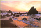 (PRL) 1994 SEA SUNSET TRAMONTO MARE VINTAGE AFFICHE PRINT ART POSTER COLLECTION