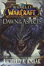 World of Warcraft: Dawn of the Aspects by Knaak, Richard A. | Paperback Book | 9