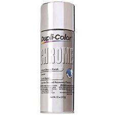 Duplicolor CS101 Instant Chrome Metallic 11oz. Aerosol Spray Paint