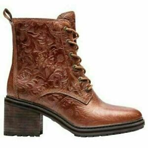 Timberland Women's Sienna High Waterproof Side Zip Boots Rust EMBOS TB0A2912F13