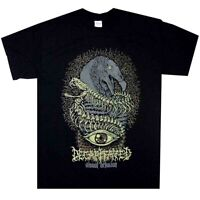 Decapitated Visual Delusion Shirt S M L XL XXL Officl T-Shirt Death Metal Tshirt