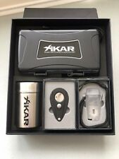 Xikar Sports Gift Pack - Stratosphere - Xi2 Cutter - Ash Can - Travel Case - New