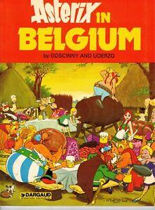 ASTERIX IN BELGIUM (DARGAUD CANADA) 1982 NICE!