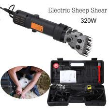 320W Electric Shearing Clipper Animal Sheep Goat Pet Shears Machine Ridgeyard