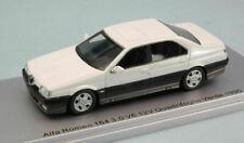 ALFA ROMEO 164 3.0 V6 12V QUADRIFOGLIO VERDE 1990 WHITE KESS 1/43 250 PIECES