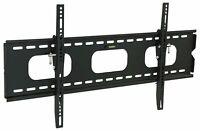 Mount-It! Low-Profile Tilting TV Wall Mount Bracket | Fits 50-75 Inch TVs