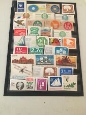 Collection Of Us Cut Sq Postal Cards And Stationary All Unused Covers D-20