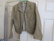 Parasuco . Denim Legend , Ladies Unique Design Jacket , Size L/G , Vintage