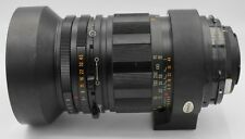 RARE Serial #10001 - Mamiya-Sekor 250mm F5.0 Lens For Universal Press - Adapted
