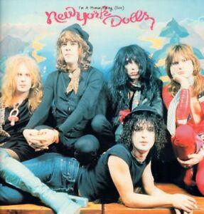 New York Dolls(Vinyl LP)I'm A Human Being Live-Shakedownrecords-SHAKELP-NM/M