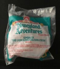 1994 Disneyland Adventures McDonalds Toy Simba in Lion King Celebration 807-820