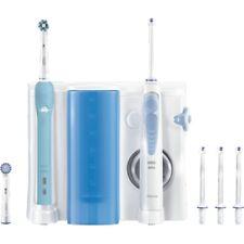 Oral-B Waterjet + PRO 700 Bianco-Blu chiaro bocca cura-Center bocca doccia