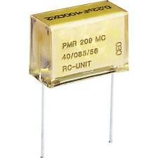 RC-combinazione 100nf 250vac 47r pmr209mc6100m047r30 rifa funkentstörkond 1 PC