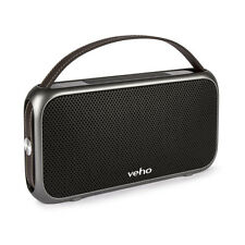 Veho M7 Mode Portable Water Resistant Bluetooth Speaker with Built-in Power Bank