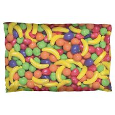 Halloween Fruit Candy Pillow Case
