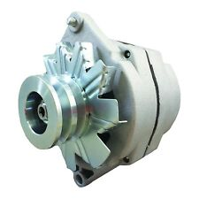 Universal Alternator Tractor & GM 1-Wire One Wire 2 Groove Pulley 63 Amp 12V
