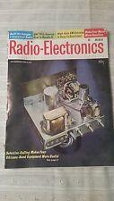 Vintage Radio-Electronics Magazine March 1963