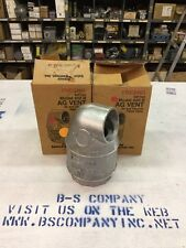 "Fresno Ball-Type AG Vent 400B 4""  Air And Vacuum Relief Valve"