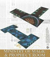 Harry Potter Miniatures Adventure Game Ministry of Magic Adventure Pack New