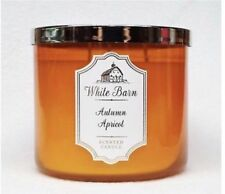 Bath & Body Works 3 Wick Scented Candle | Autumn Apricot (2017)