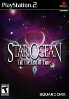 Star Ocean: Till the End of Time - Playstation 2 Game Complete