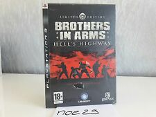 Brothers In Arms Hell's Highway Collector/limited Édition  PS3
