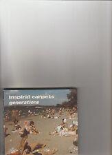 INSPIRAL CARPETS-Generations UK limited cd single