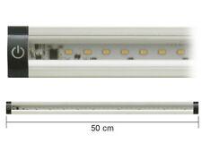 Barra LED ULTRAPIATTA 50 cm con interruttore touch - puntoluce, sottopensile