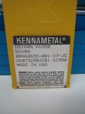 KENNAMETAL INDEXABLE INSERTS KC950 10 PCS GS160N (IK0056)