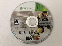 NHL 15 - Xbox 360 - Cleaned & Tested