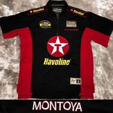 CHASE Authentics NASCAR Drivers Line Montoya Havoline Texaco Dodge Jersey Shirt
