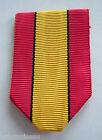 BELGIQUE: Ruban NEUF plié, médaille militaire commémorative 1914 / 1918.