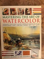 Mastering The Art Of Watercolor Book