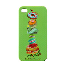 Case for Apple iPhone 4 4S Cover Shockproof Lightweight Multicoloured Pattern