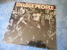 Village People Self Titled Sealed 1977 Vinyl LP