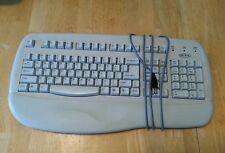 Belkin F8E885 Wired Keyboard White