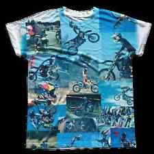RARE Fight Club Movie Tyler Durden MOTOCROSS Design Replica T-Shirt Shirt NEW
