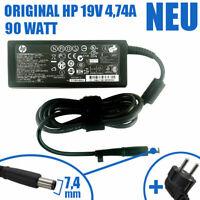 HP Netzteil PPP012B-S 19V 4,74A 90 Watt [7,4x5,0] Ladekabel Stromkabel Notebook